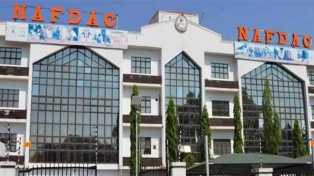 Nafdac Headquarters
