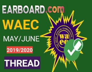 WAEC 2019/2020 Logo