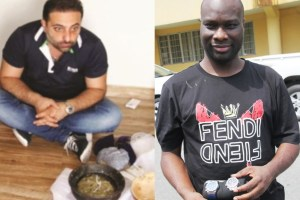 Mompha's Lebanese Accomplice in Lagos Arrested