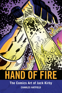 cover to HAND OF FIRE
