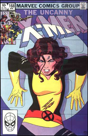 An X-MEN cover by Paul Smith
