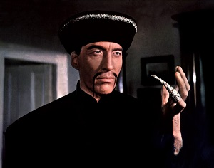 Not one of Christopher Lee's finer moments.