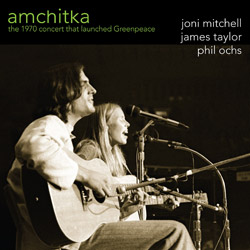 Amchitka, the 1970 concert that launched Greenpeace