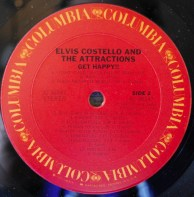 Elvis Costello and the Attractions - Get Happy