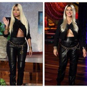Ellen as Nickki