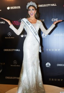 Final Of Miss Universe 2013 In Moscow