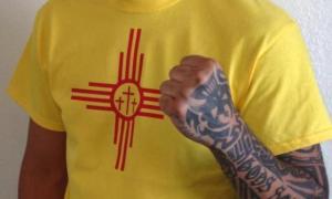 MMA fighter JOE TORREZ