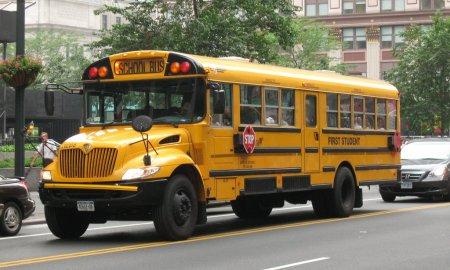 Shool bus Bully