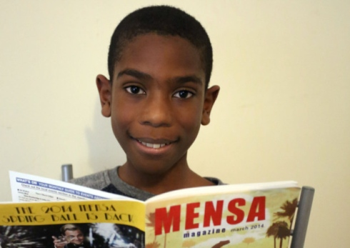 A Black Child With An IQ Higher Than Einstein: Meet Ramarni Wilfred