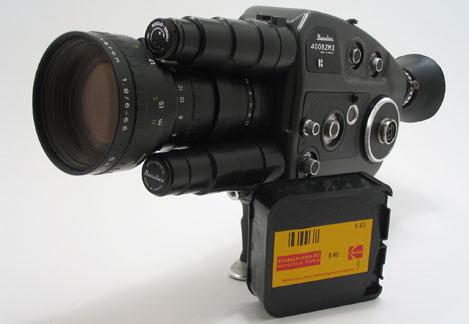 kodak 8mm camera