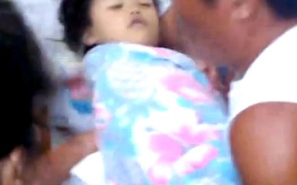 VIDEO: 'Dead' Girl Wakes Up At Her Own Funeral