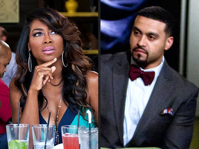 Awe Snap!!!  Real Housewives Of Atlanta Star Apollo Nida Allegedly Comes CLEAN About His Relationship With Co-Star Kenya Moore