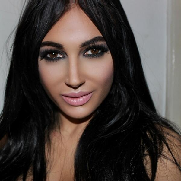 Bullied Woman Spends $35k On Plastic Surgery To Look Like Kim Kardashian