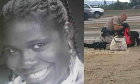 Family Sues After Video Captures Cop Beating Of 51-Year-Old Black Woman On The Side Of Expressway!