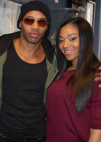 Did Love & Hip-Hop Atlanta Co-stars Mimi Faust & Nikko Break It Off ?