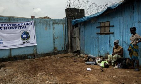 CDC: The Number Of Ebola Cases In West Africa Could Reach 1.4 Million In Next 4 Months
