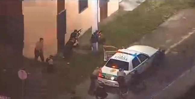 Miami Police Kill 2 Unarmed Suspects By Shooting Disabled Car 377 Times