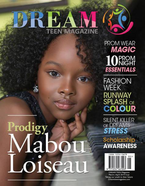 Someone You Should Know- College at 13 - Mabou Loiseau - 8 Years Old, 9 Languages, 8 Musical Instruments