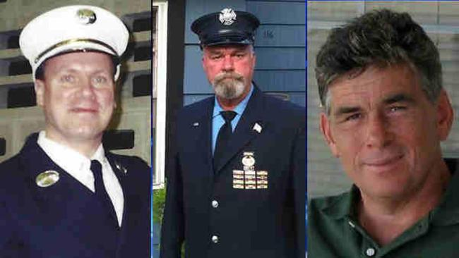 3 Retired NY Firefighters Die Of 9/11 Related Illnesses On The Same Day