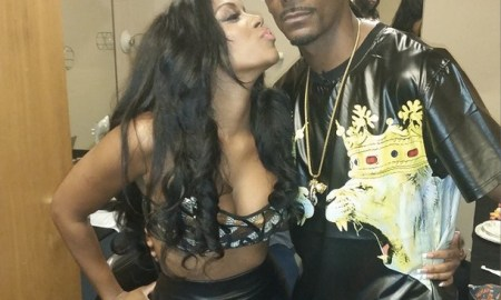 Porsha Stewart Shows Out at BET Hip Hop Awards As Host With Snoop Dogg