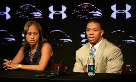 TMZ Releases Shocking Elevator Video of Ray Rice Punching Fiance Janay Palmer Out Cold