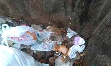 Man Looking In Trash For Recyclables Finds New Born Left For Dead Alive In Trash