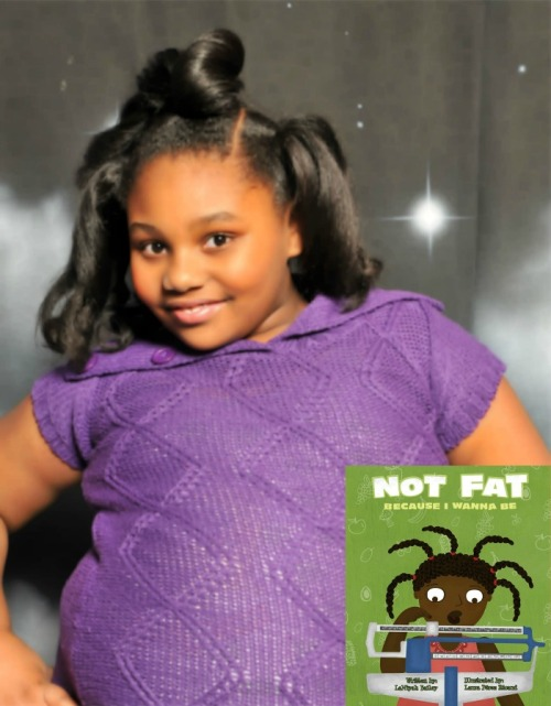 9- Year Old Student LaNiyah Bailey & Anti Bullying Advocate Wins Kids Rock Awards For Best Author