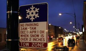 chicago parking change