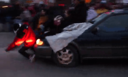 Driver Who Plowed Into Ferguson Decision Protesters in Minneapolis Still Not Charged