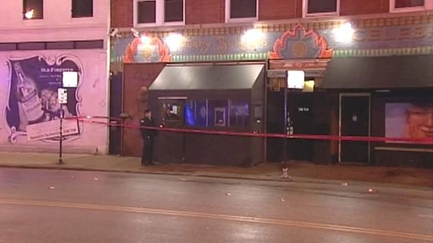 MAN CRITICALLY SHOT BY OFF-DUTY OFFICER AT FUNKY BUDDHA LOUNGE