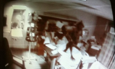 You Be The Judge- Creepy Demon Photo Captured In Hospital Over Dying Patient (Video)