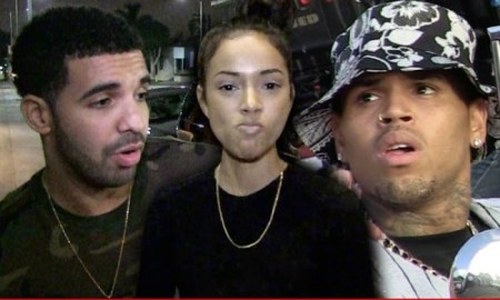 Drake Calls Chris Brown A Liar, Say's Karrueche Is Not His Type