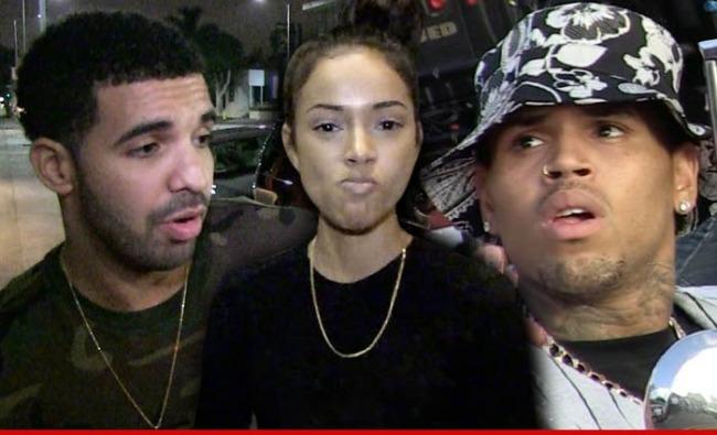 Drake Calls Chris Brown A Liar, Say's Karrueche Is Not His Type