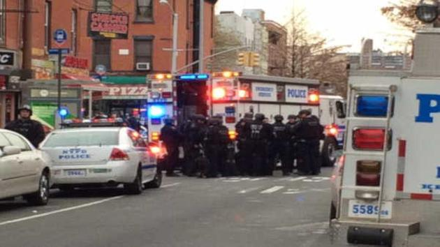 Two NYPD Police Officers Ambushed And Killed, Suspect Committed Suicide