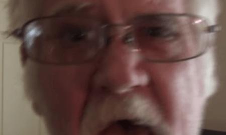 Watch: Old white guy goes ballistic over Eric Garner's death