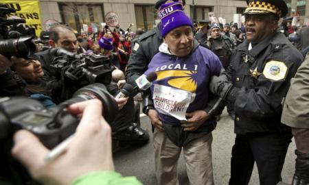 recording police illegal