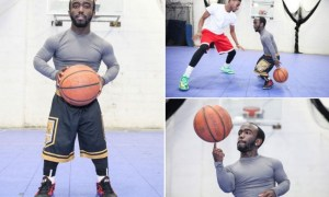 Jahmani Swanson Dubbed The 'Michael Jordan Of Dwarf basketball'