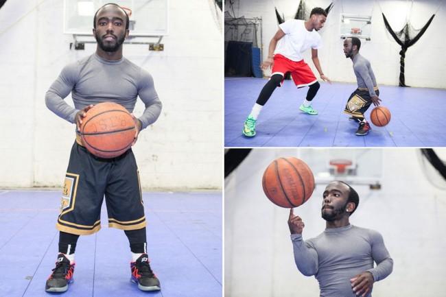 Jahmani Swanson Dubbed The 'Michael Jordan Of Dwarf basketball'