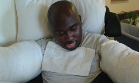 21 Year Old Still In Vegestative State After Having Neck Broken During 2013 Arrest
