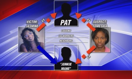 [VIDEO] Woman Stabs Cousin To Death For Dating Both Her Ex Boyfriends