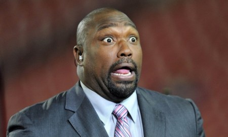 Warren Sapp Has Been Fired from NFL Network After Recent Prostitution Arrest