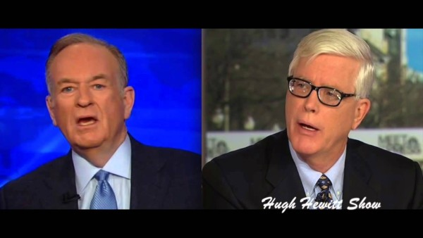 Fox News Officially Throws Bill O'Reilly Under The Bus For Lying (VIDEO)