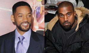Will Smith Working On New Music With Kanye West