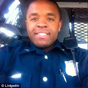 black officer