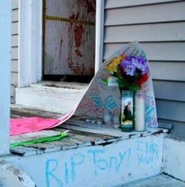 """WI Slumlord Charges Unarmed Police Shooting Victim's Roommate $1200 for """"Biohazard Cleanup."""""""