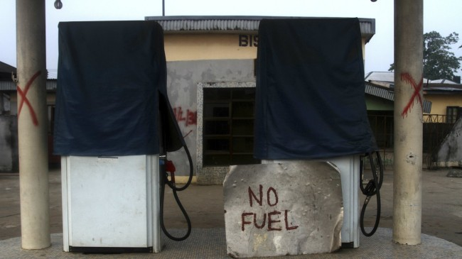 Africa's Biggest Economy Is Shutting Down Allegedly For Lack Of Fuel- How Could This Be?
