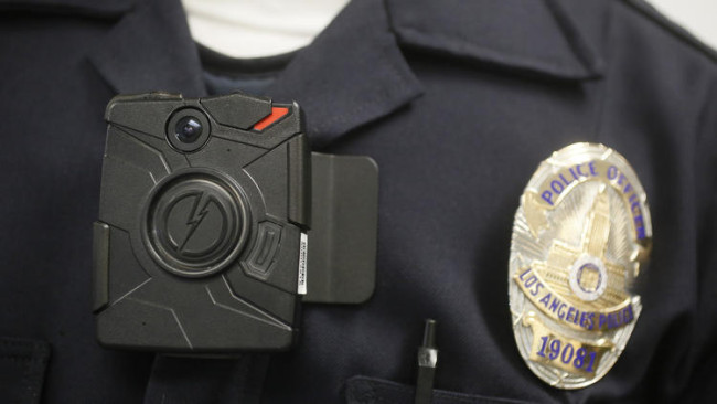 Police body cams