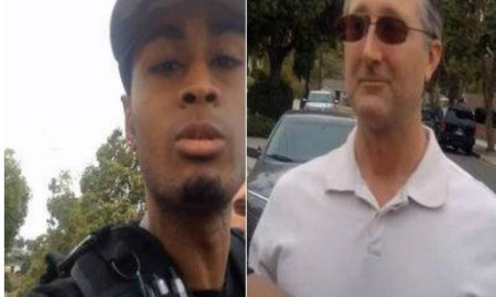 "Young Man Videotapes Sheriff's Detective Choking Him After ""Road Rage"" Incident"