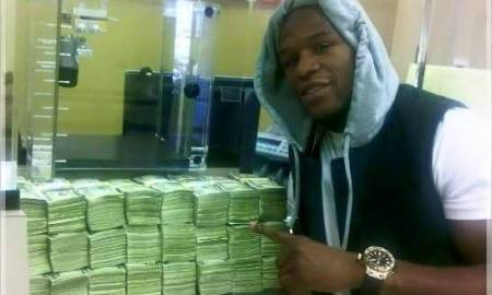 Floyd Mayweather Is Laughing All The Way To The Bank; What Do You Naysayers Have To Say