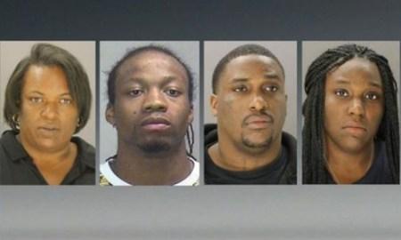 5 arrested in dallas